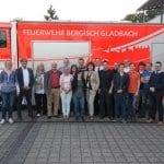 SPD-Fraktion schaut der Feuerwehr über die Schulter