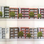 So soll das Wohnquartier Gronau aussehen