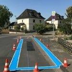 """Stadt verteidigt Verkehrsprojekt in der """"Rosenhecke"""""""