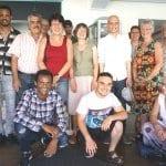 Welcome Cafeteria: Wo sich alte & neue Schildgener treffen
