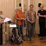 Galerie + Schloss e.V. feiert 25. Geburtstag mit Bläsern