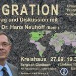 AfD lädt zur Diskussion über Migration ins Kreishaus