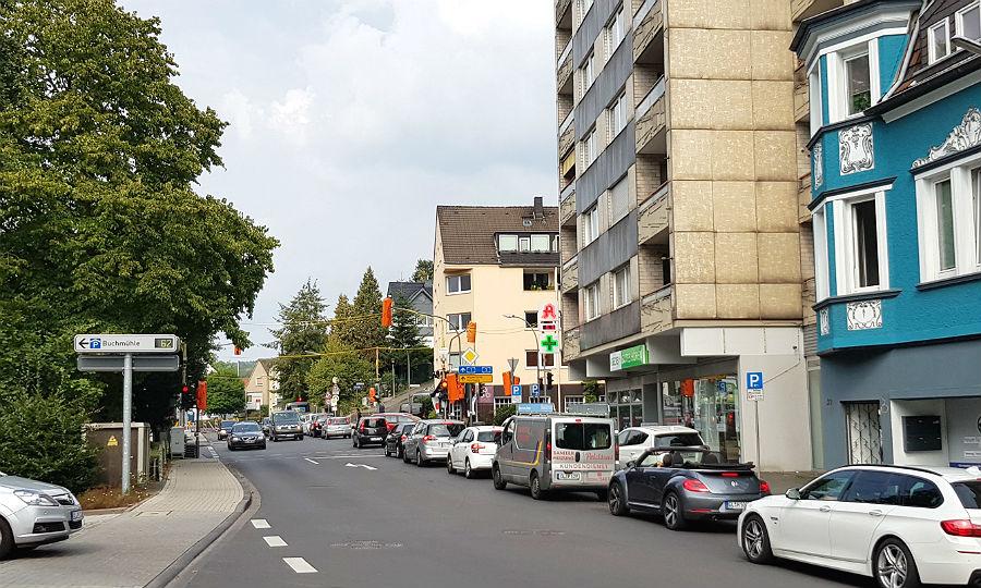 ab76e73a33c2cd Baustelle auf der Odenthaler Straße erneut verzögert