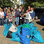 Freiwillige befreien Paffrath vom Müll