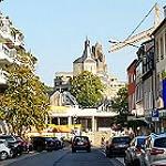 Schlossstraße: Stadt legt 30 Parkplätze oben drauf