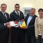 Bürgerstiftung finanziert 16 Defibrillatoren