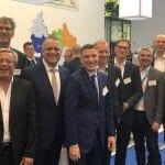 Stadt,  Kreis und Firmen präsentieren GL auf der Expo Real