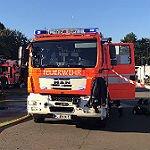 Feuerwehr leistet vier Einsätze an einem Nachmittag