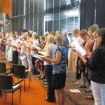 Kirchenchor St. Nikolaus singt zum 125. Geburtstag Bach