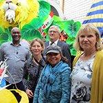 Engländer erforschen den Gladbacher Karneval