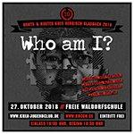 Wer bin ich? Jugendliche zeigen internationale Show
