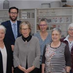 Seit 30 Jahren Grüne Damen am Marien-Krankenhaus tätig