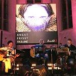 """Arnold X präsentiert CD: """"Angst frisst Träume"""""""