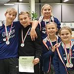 Westdeutsche Meisterschaft: 16 Medaillen für TV Refrath