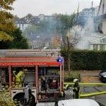 Zwei Verletzte nach Explosion von Gasbehältern