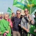 Tempo machen beim Kohleausstieg: Grüne fahren zur Demo