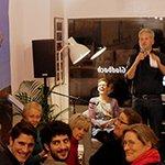 Bürgerclub feiert Premiere mit Bossa Nova und Lesung
