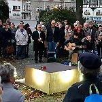 Gedenkfeier setzt Zeichen gegen Antisemitismus
