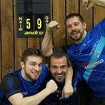 Tischtennis: Erfolgreicher Doppelspieltag in der NRW Liga