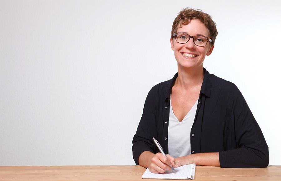 Laura Geyer, Bürgerportal-Reporterin. Foto: Thomas Merkenich