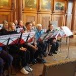 Seniorenunion feiert Weihnacht im historischen Rathaus