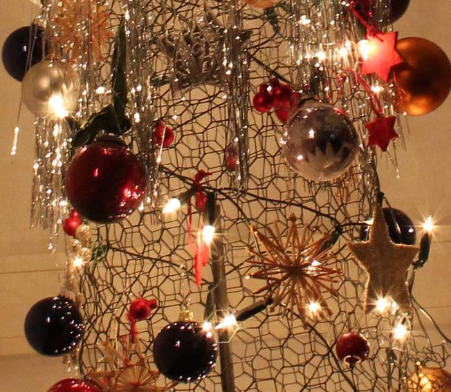 Weihnachtssitten unter Kreativen