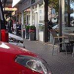 Unangenehm anders: Parken in der Schlossstraße