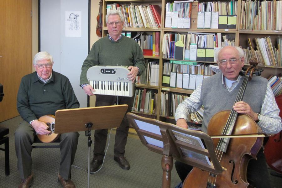 Seniorenchor: Musik zum Liebhaben und Mitmachen