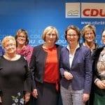 Frauen Union wählt neuen Vorstand
