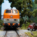 Neujahrs-Fahrtage beim Eisenbahn-Club in Gronau