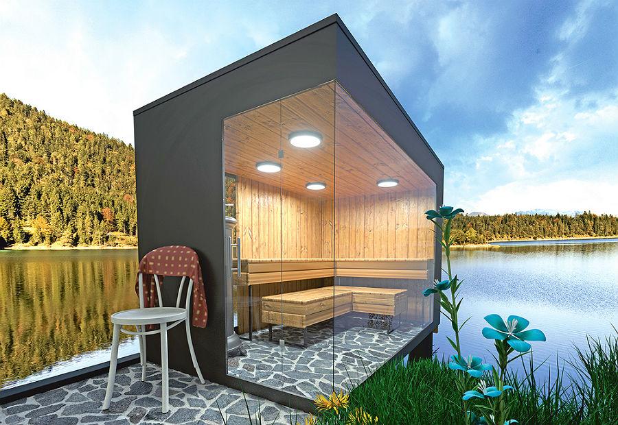 Heißer Trend für kühle Tage: Saunabau im Bergischen