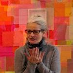Denn sie spinnt Stroh(-halme) zu Kunst: Tina Haase