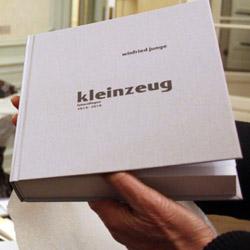 """Winfried Junge: """"Wie aus Schnipseln Universen entstehen"""""""