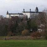 Der Stadtgarten: Von Bensbergs Höhe ins Tal