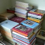 Der Geschichtsverein räumt ein Bücherlager