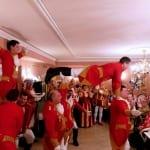 """Männerchor Fidelio feiert in der """"Ewigen Lampe"""""""