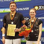 Badminton: Refrather holen drei Medaillen in vier Tagen