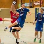 Handball Heimspiel bei der HSG Refrath-Hand