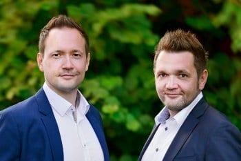 Ricardo und Christian Althaus, Beratungsgesellschaft Faktor Wir, Bergisch Gladbach