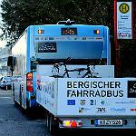 FahrradBus fährt von Bergisch Gladbach zur Balkantrasse