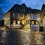 Bild der Woche: Gasthaus auf dem Burggraben