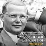Ein Glaubenskurs an der Seite von Dietrich Bonhoeffer