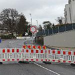 Straßensperrungen werden oftmals ignoriert