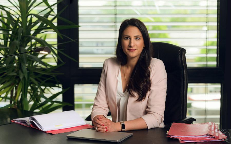 Barbara De Icco Valentino, Fachanwältin für Verkehrsrecht