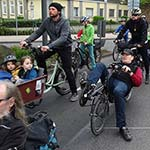 """Critical Mass"" ruft zum Fahrrad-Flashmob auf"