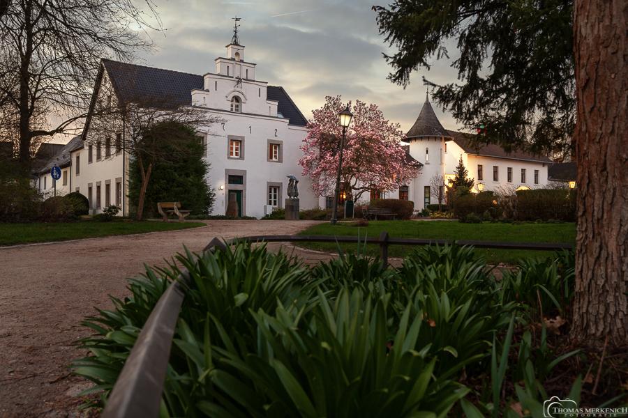 Haus Steinbreche in Refrath, Bergisch Gladbach. Foto: Thomas Merkenich