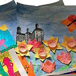 72 Bilder schmücken das Bensberger Frühlingsfest