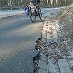 Warum der Radweg Hebborn-Odenthal verkommt