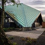 Bild der Woche: Ein Dach mit Kirche