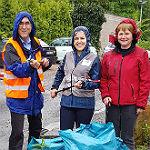 #ichtuwasfürGL: Ein Jahr und 95 Müllsäcke